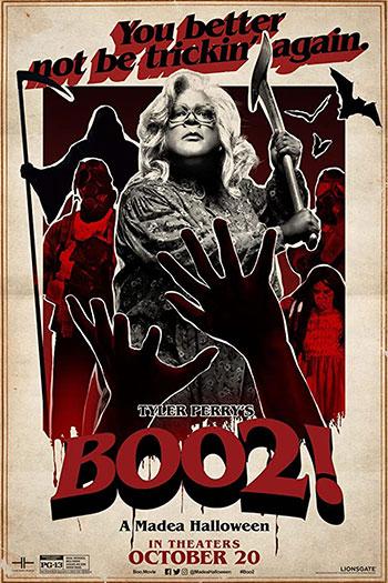 Boo 2 A Madea Halloween 2017