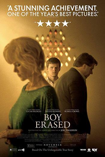 دانلود زیرنویس فیلم Boy Erased 2018