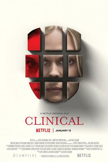 دانلود زیرنویس فیلم Clinical 2017