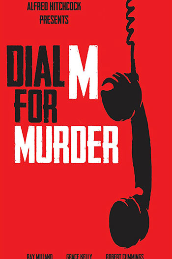 Dial M for Murder 1954