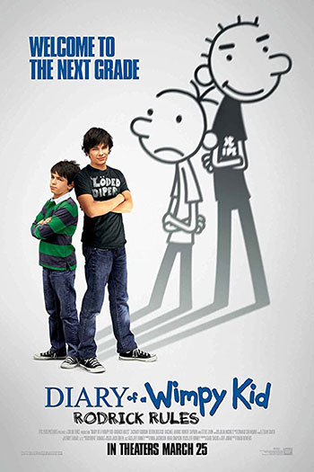 دانلود زیرنویس فیلم Diary of a Wimpy Kid Rodrick Rules 2011