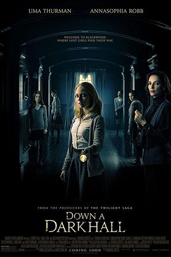 دانلود زیرنویس فیلم Down a Dark Hall 2018