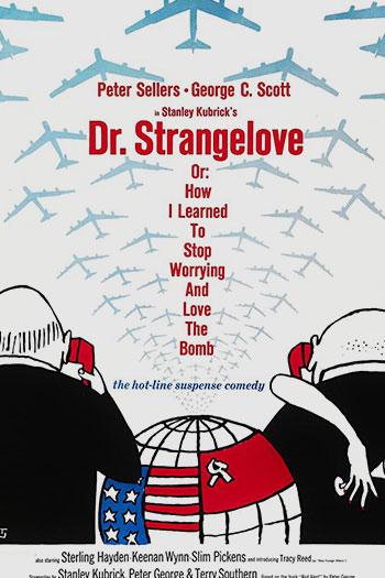 دانلود زیرنویس فیلم 1964 Dr. Strangelove or: How I Learned to Stop Worrying and Love the Bomb