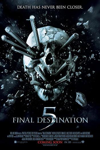دانلود زیرنویس فیلم 2011 Final Destination 5