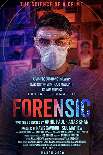 دانلود زیرنویس فیلم Forensic 2020