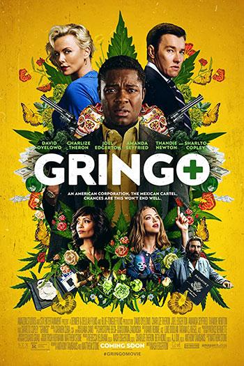 دانلود زیرنویس فیلم Gringo 2018