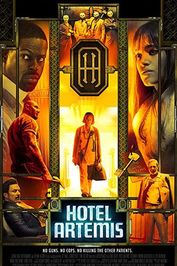 دانلود زیرنویس فیلم Hotel Artemis 2018