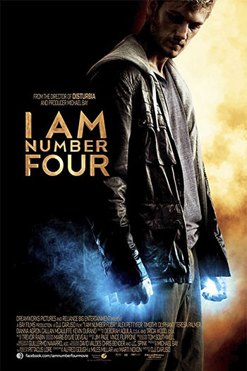 I Am Number Four 2011