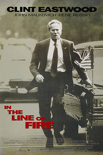 In the Line of Fire 1993