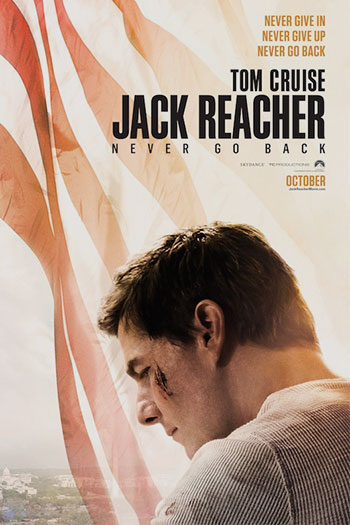 Jack Reacher Never Go Back 2016