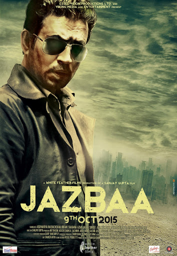 دانلود زیرنویس فیلم Jazbaa 2015