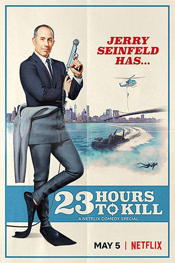 دانلود زیرنویس استند آپ کمدی Jerry Seinfeld: 23 Hours to Kill 2020