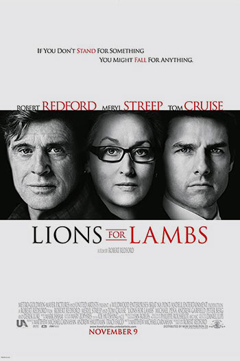 Lions for Lambs 2007