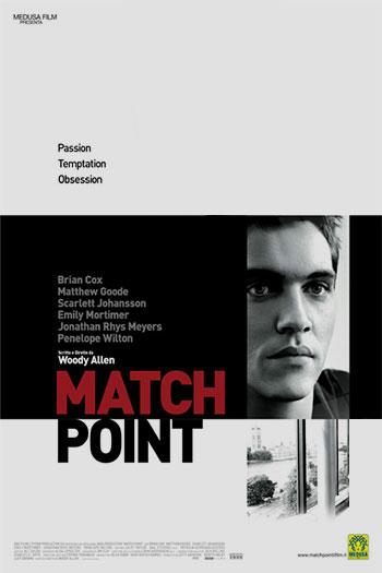 دانلود زیرنویس فیلم Match Point 2005