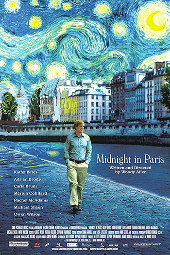 Midnight in Paris 2011