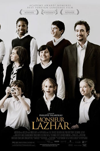 دانلود زیرنویس فیلم Monsieur Lazhar 2011