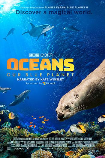 دانلود زیرنویس مستند Oceans: Our Blue Planet 2018