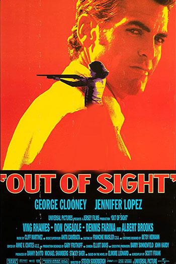 دانلود زیرنویس فیلم Out of Sight 1998