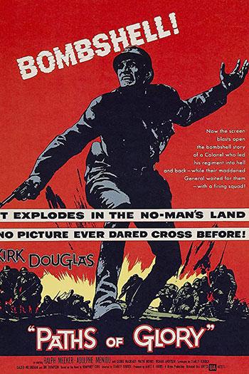 دانلود زیرنویس فیلم Paths of Glory 1957