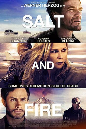 دانلود زیرنویس فیلم Salt And Fire 2016