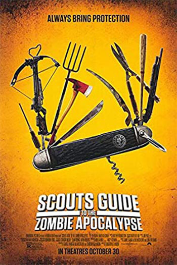 دانلود زیرنویس فیلم Scouts Guide To The Zombie Apocalypse 2015