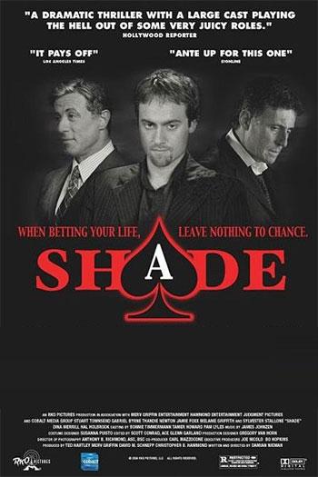 دانلود زیرنویس فیلم Shade 2003