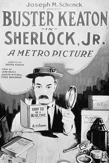 دانلود زیرنویس فیلم Sherlock Jr. 1924
