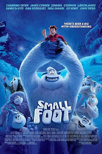 دانلود زیرنویس انیمیشن Smallfoot 2018
