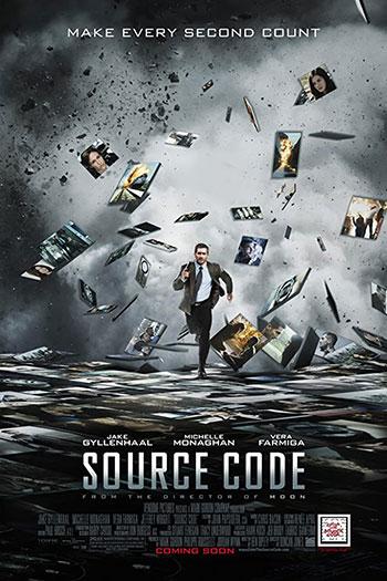 دانلود زیرنویس فیلم Source Code 2011