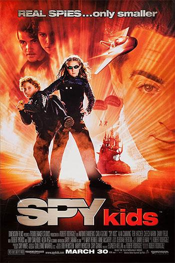 دانلود زیرنویس فیلم Spy Kids 2001