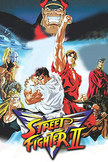 دانلود زیرنویس انیمه سریالی Street Fighter II V