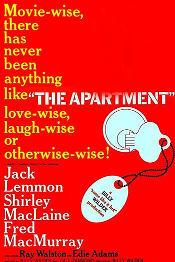 دانلود زیرنویس فیلم The Apartment 1960