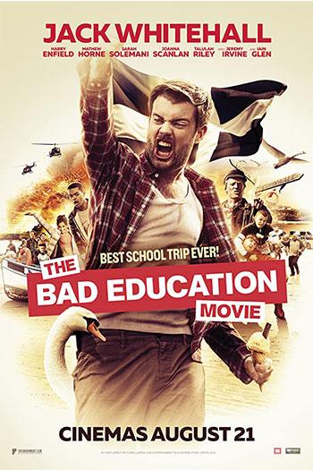 دانلود زیرنویس فیلم The Bad Education Movie 2015