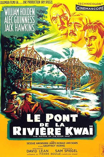 دانلود زیرنویس فیلم The Bridge on the River Kwai 1957