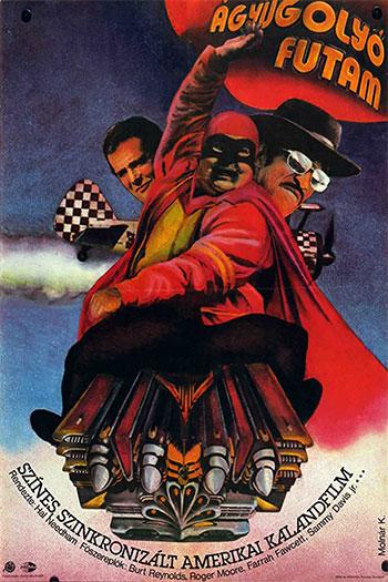 دانلود زیرنویس فیلم The Cannonball Run 1981