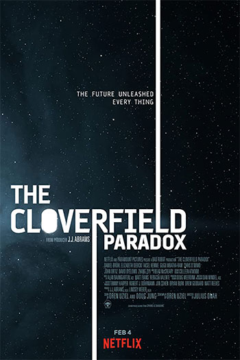 دانلود زیرنویس فیلم The Cloverfield Paradox 2018