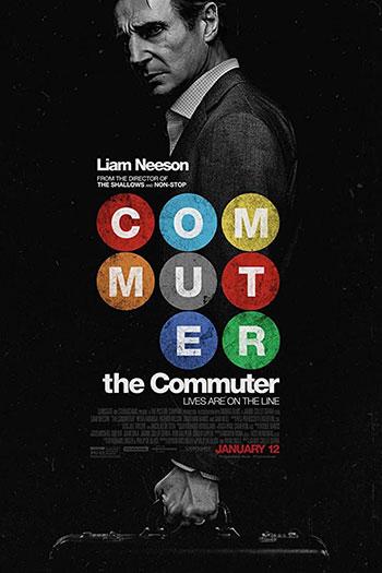 دانلود زیرنویس فیلم The Commuter 2018