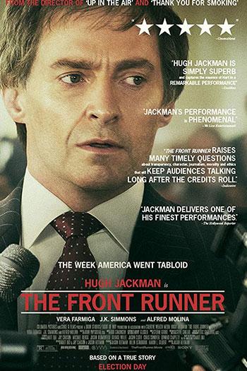 دانلود زیرنویس فیلم The Front Runner 2018