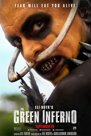 دانلود زیرنویس فیلم The Green Inferno 2013
