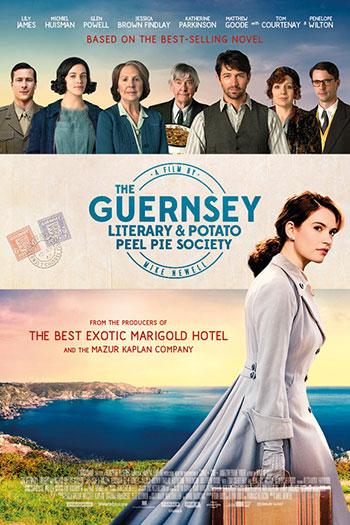 دانلود زیرنویس فیلم The Guernsey Literary and Potato Peel Pie Society 2018
