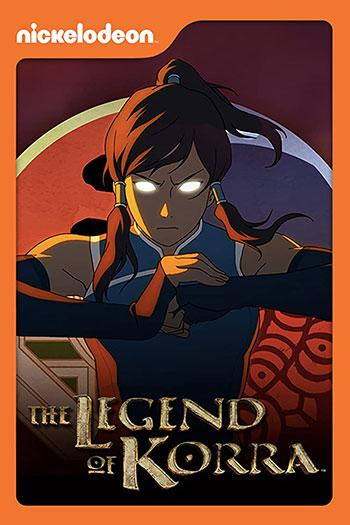 دانلود زیرنویس انیمه سریالی The Legend of Korra
