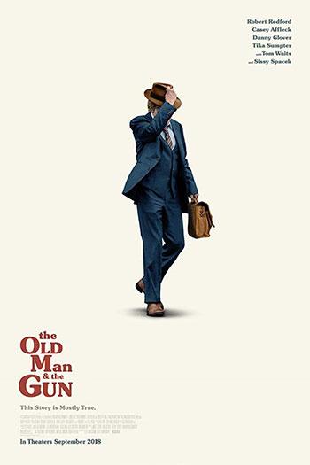 دانلود زیرنویس فیلم The Old Man & the Gun 2018