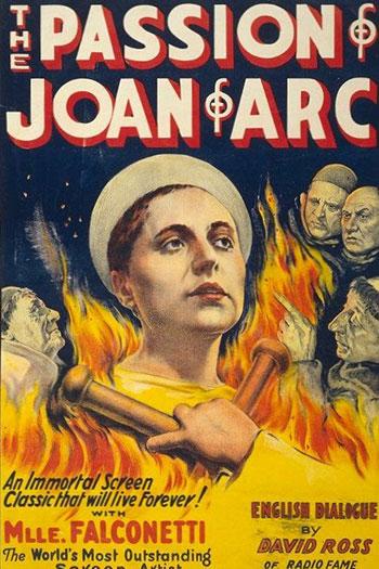 دانلود زیرنویس فیلم The Passion of Joan of Arc 1928
