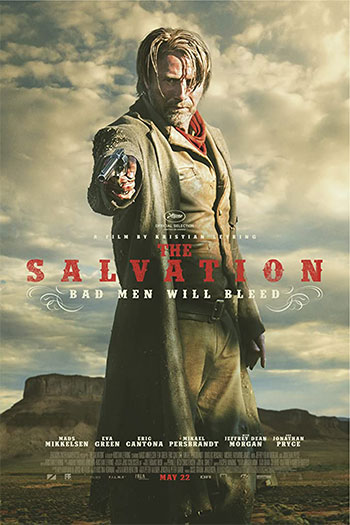 دانلود زیرنویس فیلم The Salvation 2014