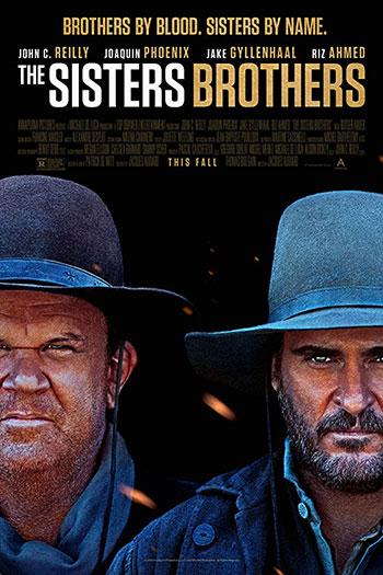 دانلود زیرنویس فیلم The Sisters Brothers 2018