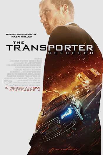 The Transporter Refuelled 2015