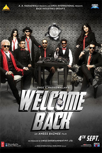 دانلود زیرنویس فیلم Welcome Back 2015