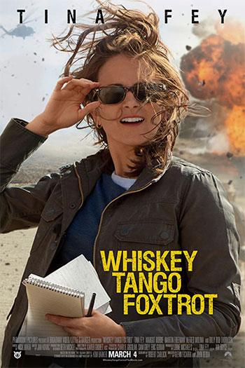 دانلود زیرنویس فیلم Whiskey Tango Foxtrot 2016