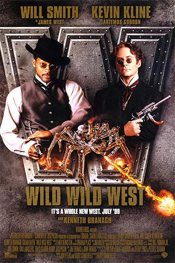 دانلود زیرنویس فیلم Wild Wild West 1999