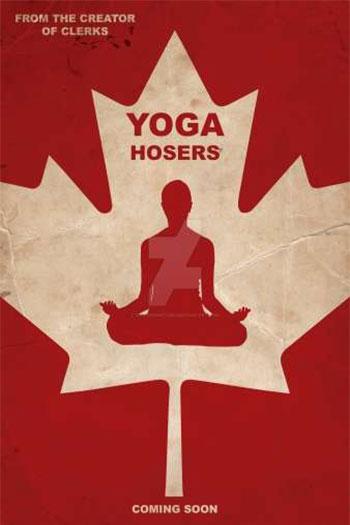 دانلود زیرنویس فیلم Yoga Hosers 2016